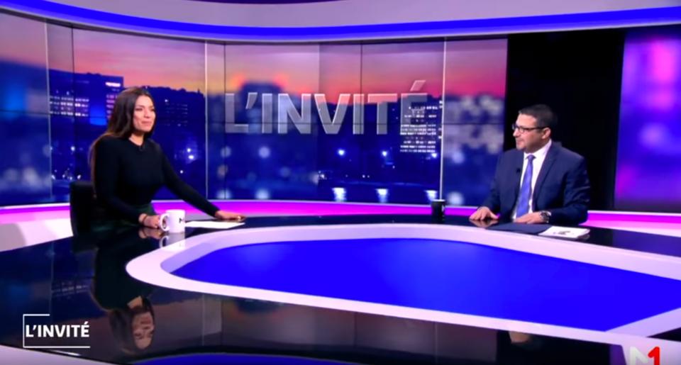 Passage de Monsieur Rachid MELLIANI, Directeur Général de l'ENSA sur Medi1 TV.