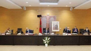 Le Chef du gouvernement préside le conseil d'administration de l'École Nationale Supérieure de l'Administration
